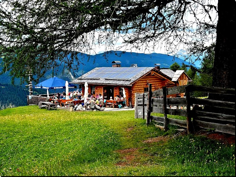 Ranch Hütte