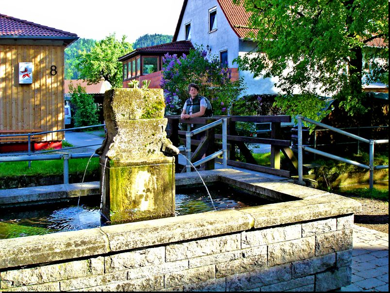 in Fornsbach