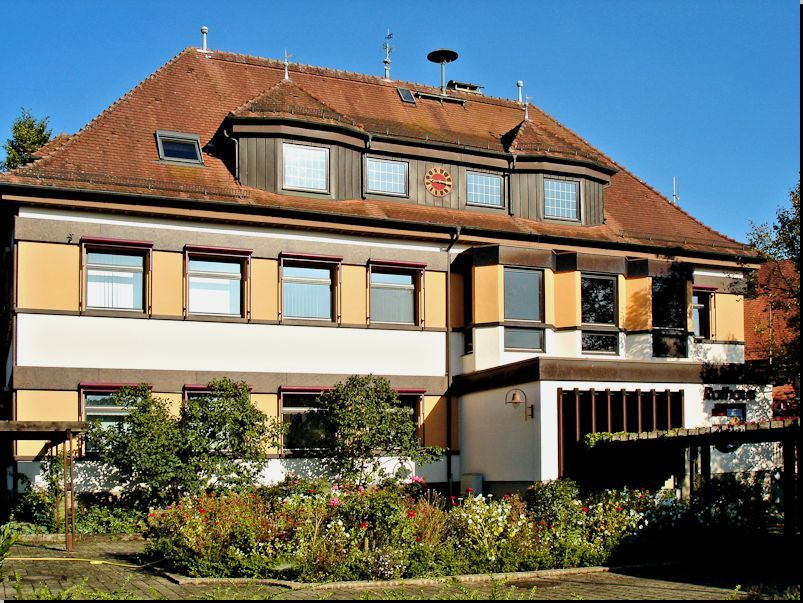 Rathaus in Oberrot