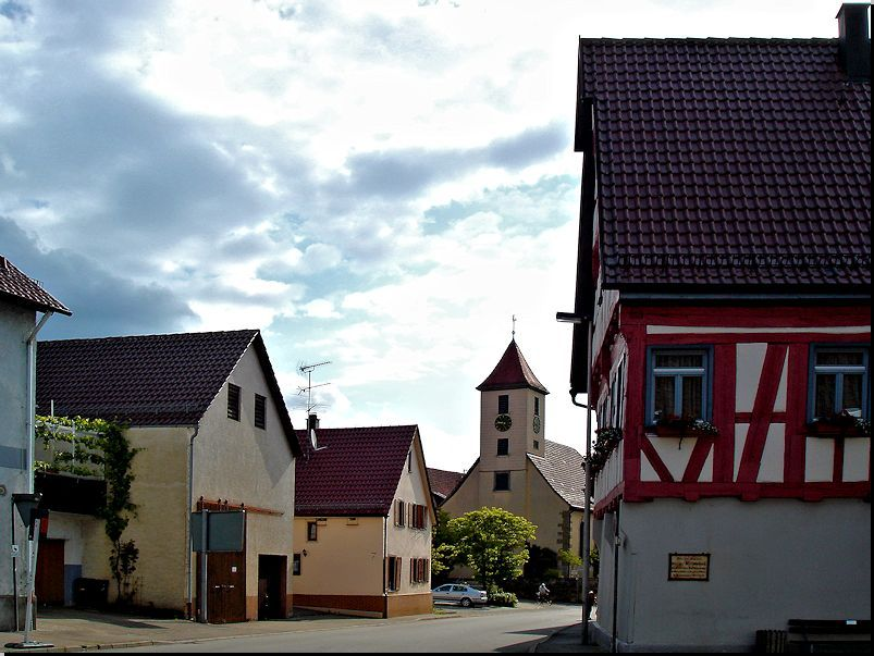 in Kleinaspach